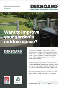 DekBoard - Decking for Homeowners thumbnail